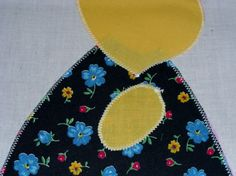 Applique for quilting