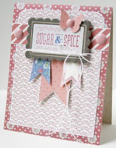 Sugar and Spice, by Gretchen McElveen, using the Beach Blvd. kit.