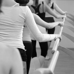 HUGE list of ballet barre exercises from the Cody app blog.