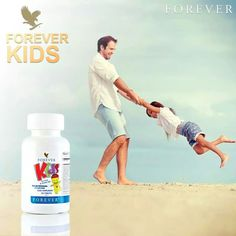 Forever Kids. Make sure they get their daily intake of vitamins and minerals…