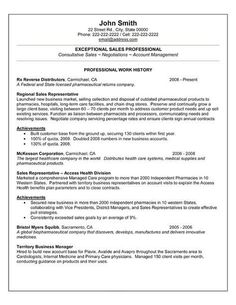 A Professional Resume Prepossessing Resume Example For Job  Httpwww.resumecareerresumeexample .