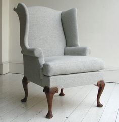 "Christopher Howe trained as a sculptor, and has been collecting rare furniture and objects for decades (his clients have included Lucien Freud, who favored his ""esoterically shabby chairs to use in his portraits"").    Go to Howe to see the range."