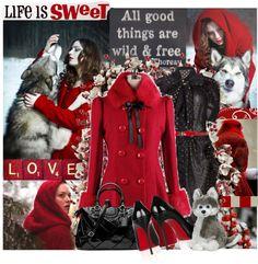 """Live a Sweet Life"" by heidijoe ❤ liked on Polyvore"