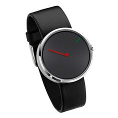 Curve by Jacob Jensen received an honourable mention in the 2014 Red Dot Design Awards. #watches #design