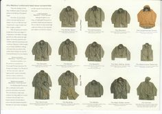 thornproof: A guide to the classic Barbour range. College Looks, Waxed Cotton Jacket, Barbour Jacket, Conkers, Barbour International, Wax Jackets, Belstaff, Country Life, Country Living