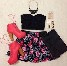 Homecoming dress  #simplebutcute #homecoming. #homecomingoutfit #heels