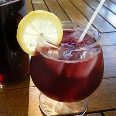 """Agua de Jamaica (Hibiscus Water)   """"I love the spices suggested in this recipe! ginger, cinnamon and nutmeg really compliment this drink."""""""