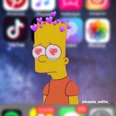 Most trending images, collections and artists right within PicsArt social network. Simpson Wallpaper Iphone, Iphone Wallpaper, Username, Picsart, Bart Simpson, Search, Pictures, Research, Wallpaper For Iphone