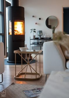 Shop powered by PrestaShop Decor, Table, Furniture, Interior, Lounge, Home Decor, Perfect Side Table, Fireplace, Hygge