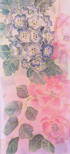 Items similar to Silk Scarf Women Handpainted, Silk Chiffon Scarf in Pink, Japanese Silk scarf, Golden Peony Festival in Pastel Pink, Silk Scarf Takuyo on Etsy Wallpaper Iphone Cute, Wallpaper Backgrounds, Chiffon Scarf, Silk Chiffon, Fabric Painting, Canvas Artwork, Indian Art, Flower Art, Artsy