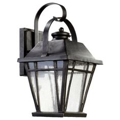 Quorum Lighting Baxter Old World Outdoor Wall Light