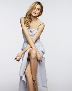 Here's how Olivia Palermo will be wearing her new collection with Chelsea28.