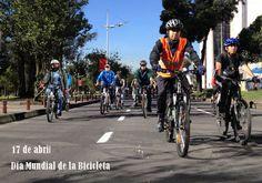 19 de abril - Día Mundial de la Bicicleta