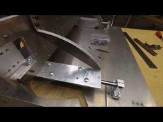 DIY mini CNC machine part 5 (base assembly) Machine Parts, Cnc Machine, Base, Mini, Youtube
