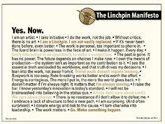 Infographic: SK`s Book Digest 1: Seth Godin`s Linchpin   Manifesto #Infogram