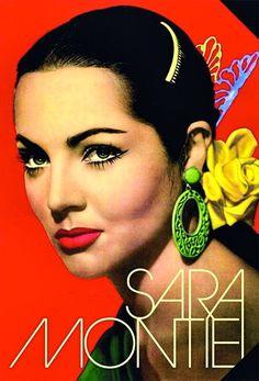 actress, Sara Montiel