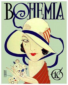 vintage poster for the dressing room Art Deco Illustration, Fashion Illustration Vintage, Norman Rockwell, Vintage Advertisements, Vintage Ads, Vintage Cuba, Journal Vintage, Rolf Armstrong, Cuban Art
