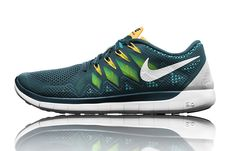 2014 Nike Free running shoe collection, available April 3rd. Very nice designs.