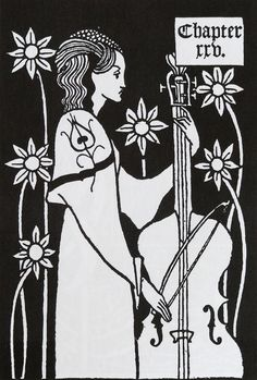 from Sir Thomas Malory's Le Morte D' Arthur    Illustrated by Aubrey Beardsley