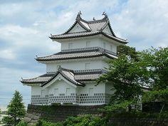 Shibatajo  新発田城