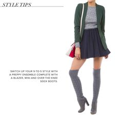 over the knee sweater boot