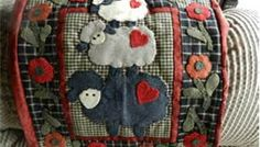 wool applique projects - Bing Images