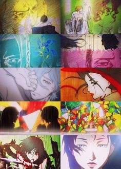Colors of the heart Opening