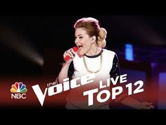 "▶ The Voice 2014 Top 12 - Reagan James: ""It Ain't Over 'Til It's Over"" - YouTube"