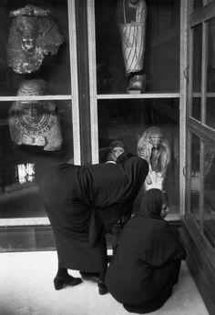 Henri Cartier-Bresson 1950 Cairo