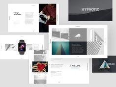 HYPNOTIC | Presentation + GIFT by GoaShape on @creativemarket