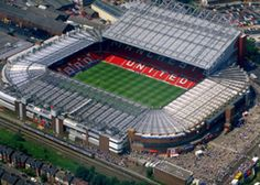Manchester United Stadium banned laptops and large devices