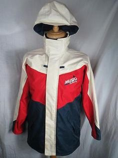 #Musto #yachting boys #sailing outdoor jacket size 9-10 yrs old - good,  View more on the LINK: http://www.zeppy.io/product/gb/2/252559667194/