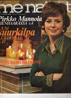 Me Naiset -lehti 1/1974