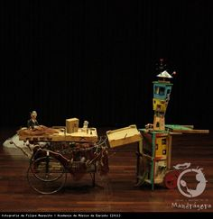 Teatro e Marionetas de Mandrágora - [Oficial PT]