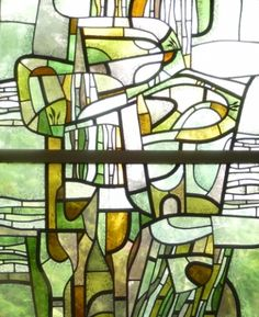 Marius de Leeuw (1915 - 2000) artist, became famous mostly for his monumental stained-glass windows and wall decorations in various techniques. These are located throughout the Netherlands in many churches and public buildings. He designed stained-glass windows for the chapel belonging to the Sint Maartens Clinic in Ubbergen and the former chapel of the Carolus Hospital in 's Hertogenbosch. Both the chapels in Ubbergen and 's Hertogenbosch were designed by the Tilburg architect Jos…