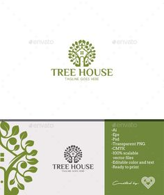 Tree House — Photoshop PSD #playhouse #care • Available here → https://graphicriver.net/item/tree-house/17813112?ref=pxcr