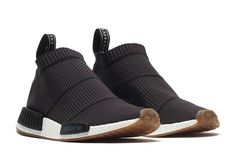 new style 2251d 2ab46 adidas NMD City Sock Black Gum Where To Buy