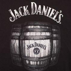 Men's Jack Daniels T-Shirt - Barrels #Jack #JackDaniels #Alcohol #Whiskey