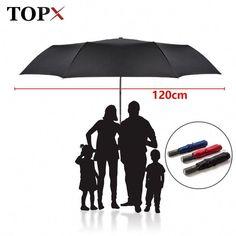 XXL Rainbows II Partner Canopy Umbrella Diameter 120/cm Womens Umbrella Automatic Opening