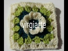 YouTube Granny Square Bag, Labor, Diy Tutorial, Crochet Hats, Squares, Purses, Bags, Youtube, Ideas
