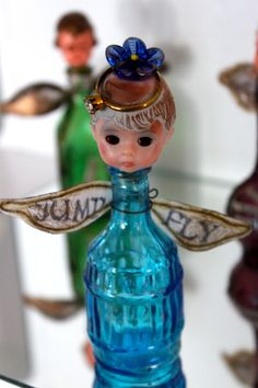 Angel of Found Objects/Altered Art