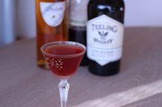 Jack Rose: 2 versions of a classic apple jack (apple brandy) drink