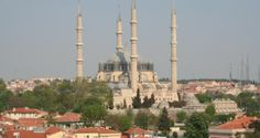 Turkey » Selimiye Mosque and its Social Complex