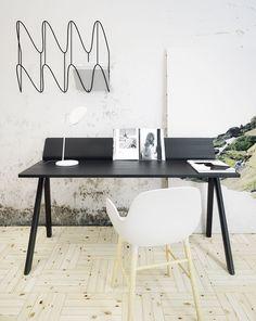 Étagère « KROLL collection » en métal de Max Voytenko pour Line Studio #decoration #etagere #rangement #storage #homeinterior