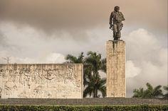 Che. Santa-Clara. Cuba Мемориал Че Гевары. Санта Клара. Куба.