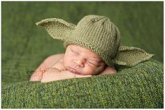 Newborn Yoda Hat came from newsletter I love to Been with Karen for yrs   http://www.mybargainbuddy. com HAVE to see her deals