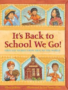 In easy-to-read text, describes what the first day of school might be like for a child in Kenya, Kazakhstan, Canada, Australia, Japan, China, Peru, Germany, India, Russia, and the United States.