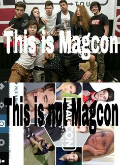 R.I.P. Old magcon. :( THATS MY BIRTHDAY THE MOST SADDEST ...