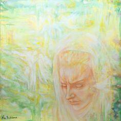 Memories, reincarnation, angels, spitits Art Print by ninoponditerra Spirited Art, Original Paintings, Oil Paintings, Digital Art, Memories, Art Prints, Canvas, Gallery, Creative