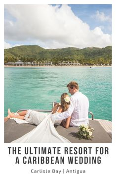 The privacy of Antigua's south coast combined with the cuisine and hospitality of Carlisle Bay makes this the ultimate location for a destination weddings Carlisle Bay, Destination Wedding Locations, Wedding Beach, Luxury Travel, Hospitality, Caribbean, Coast, Wedding Ideas, Couple Photos